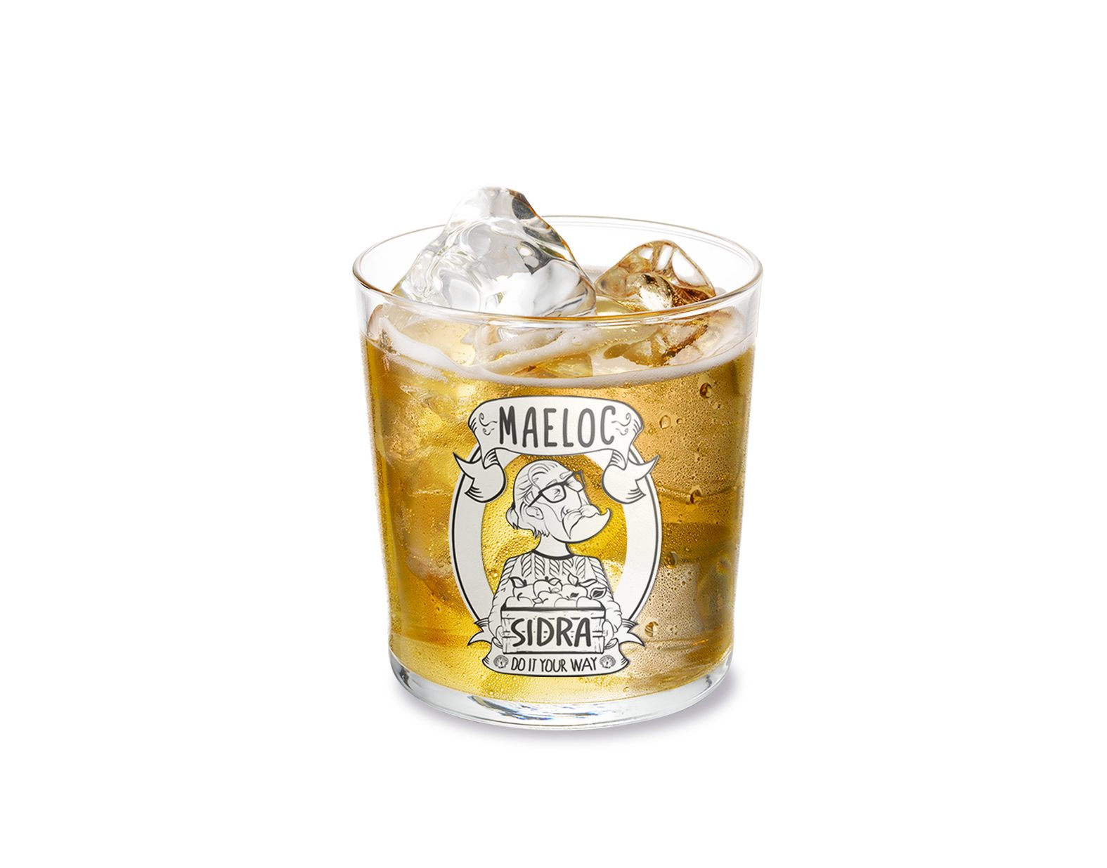Maeloc Branded Glassware (small)